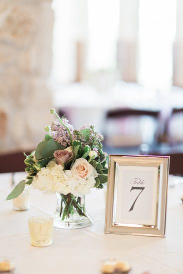 """Silver 5x7"""" Frame Table Numbers (30) (Tier One)"""