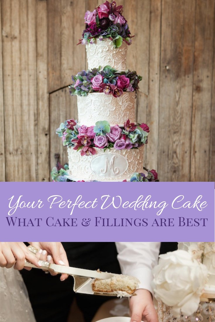 Your Perfect Wedding Cake - What Cake Flavors and Fillings are best for you? - McKinney, Texas - Wedding Cake Trends - Wedding Planner - Each & Every Detail