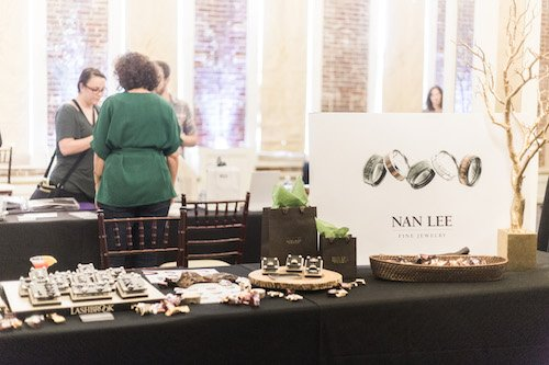 Nan Lee has been a staple on the McKinney square for 10 years. She creates thoughtful pieces of jewelry that are both special and unique. From wedding bands to a special necklace for your mom, Nan Lee has the perfect design for you. - Nan Lee Jewelry, Each & Every Detail, Wedding Planner, McKinney, Texas