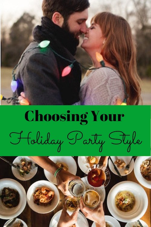 Holiday Party Style -There are so many holiday type events to choose from, where to even begin? We love a good holiday party and have come up with 3 holiday party styles of events and mini guides on how to plan for each. Choose what works for you and enjoy! - Event Planner - Each & Every Detail
