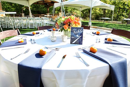 Your Table Decor & Your Wedding Budget – The Standard Budget, Part 1