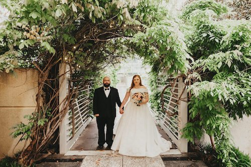 Overall, this was just a stunning wedding for a wonderful couple. Rain does not ruin your day, it just gives us an opportunity to be more creative with a different space and bring nature indoors! Plus look at all these amazing photos the couple were able to take! - Dallas, Texas - Wedding Planner - Each & Every Detail