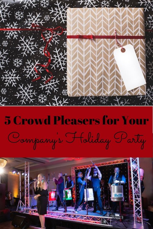 Your company's holiday party can be one to remember if you throw in some crowd pleasers that help everyone enjoy the event you've planned.  Here are some tried and true ideas to help you add that spark of fun to this year's party! - Event Planner - Each & Every Detail