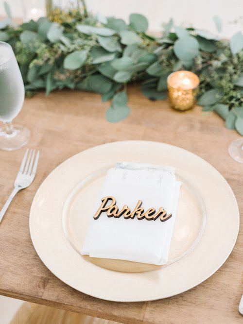 We loved how the photographer also took time to capture all the little details, from jewelry to centerpieces of this wedding. - Wedding Detail Shots - McKinney Wedding Planner - Each & Every Detail