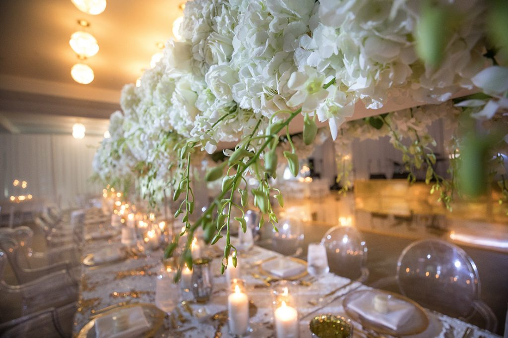 Each & Every Detail Hall on Dragon Dallas Wedding