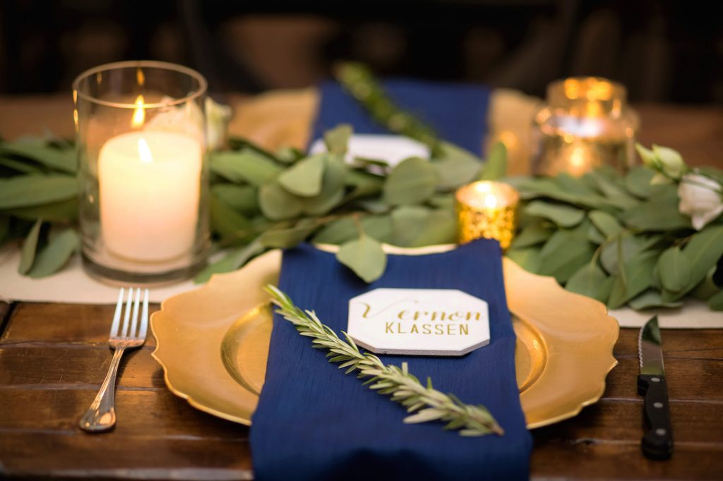Each & Every Detail Gather McKinney Wedding