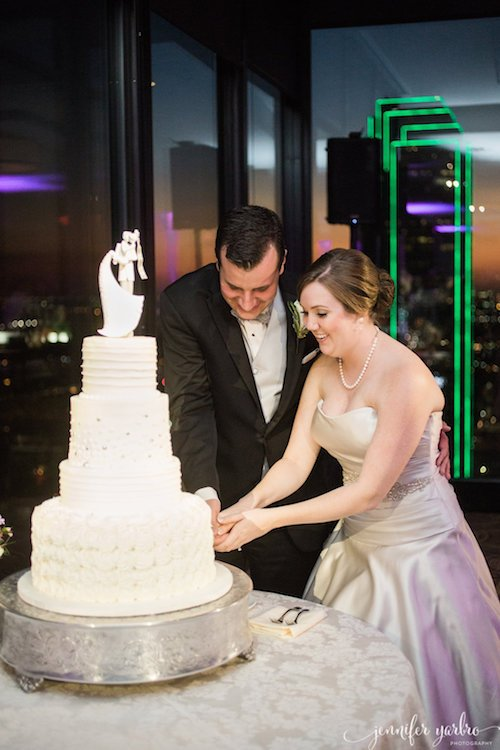 The Tower Club is one of Dallas' premier wedding venues, and we love working there!  The mix of classic ballroom space and the modern urban views out of the 360°windows create a unique feeling for events of all kinds.  We chatted with the Tower Club's top-notch private events staff, Vicki Welch and Ali Chandler, to learn more! - Vendor Spotlight - Dallas Event Planner - Each & Every Detail