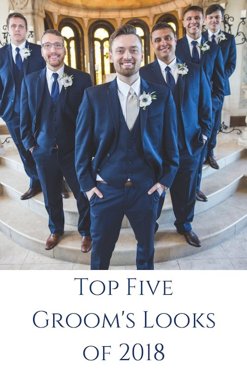 Sitting here reflecting back on 2018, we had awesome some groom outfits! From a jacket change, sneaky personal touches, to just sharp looks. We want to share with you some of our favorite groom looks from 2018. - Groom's Attire - Groom Tux - McKinney Texas - McKinney Wedding Planner - Each & Every Detail