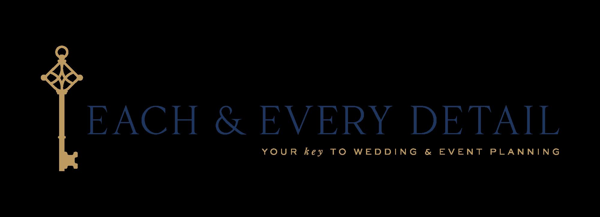 Each & Every Detail Logo