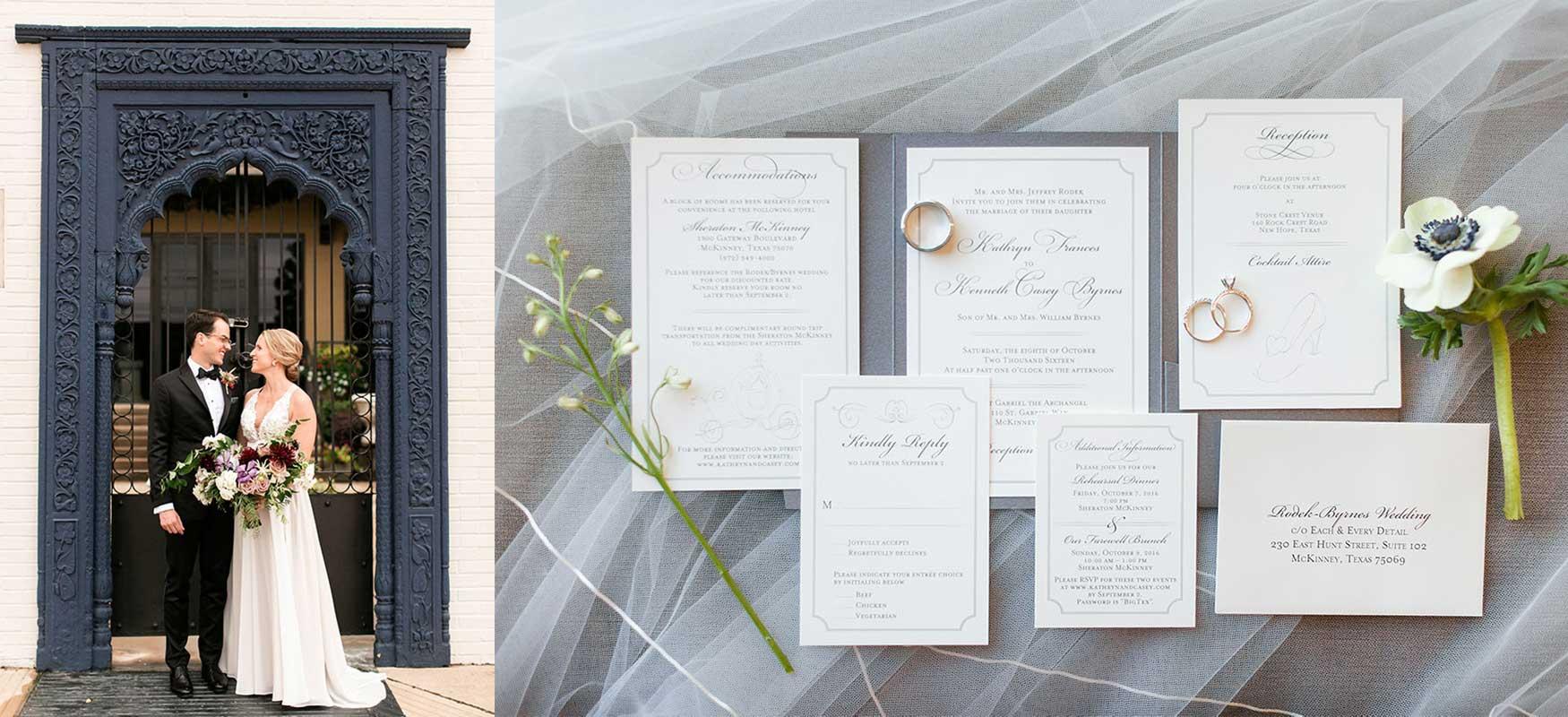 Each & Every Detail McKinney Wedding Planner