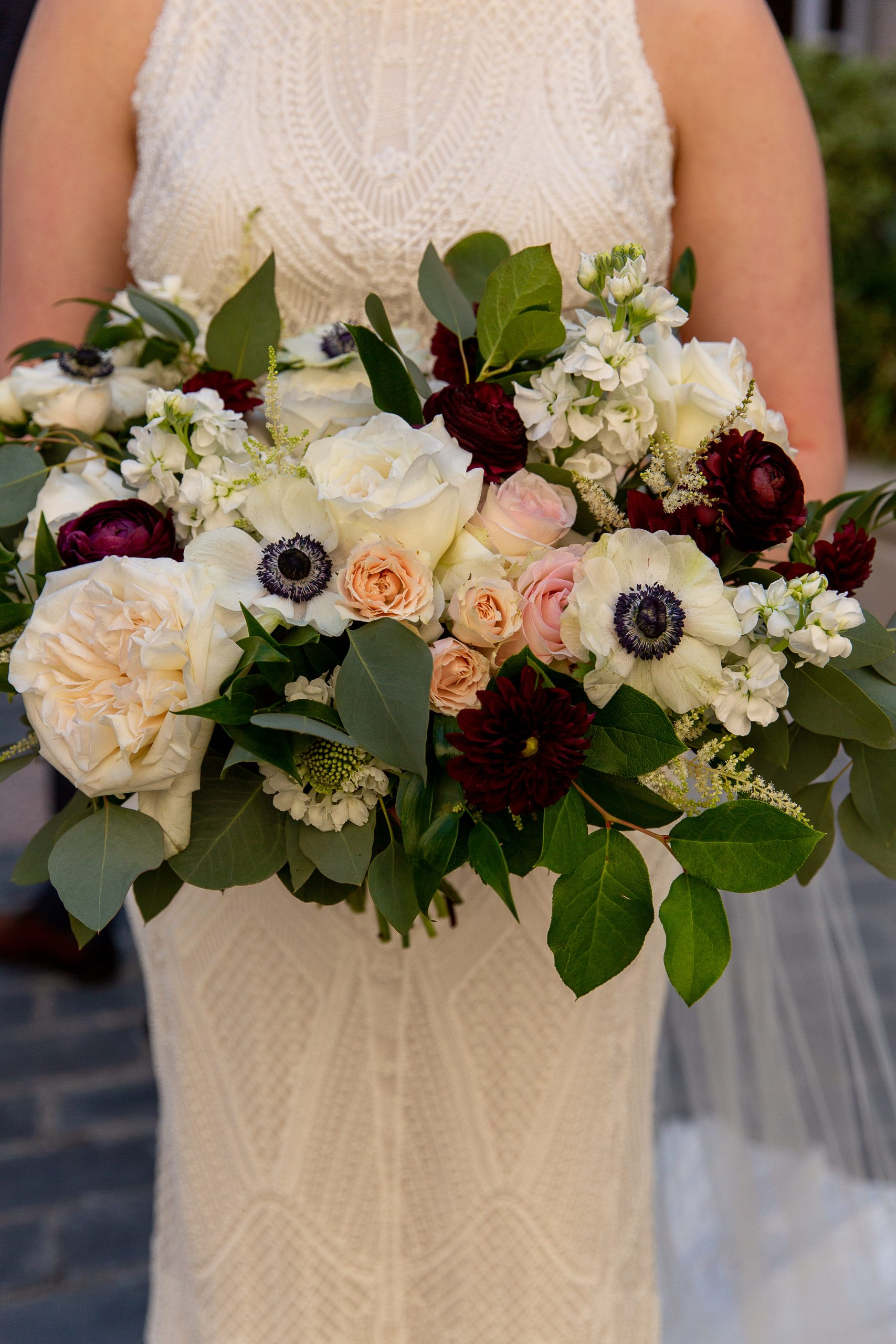 Kiley Wedding - DCM Photo - Bouquet