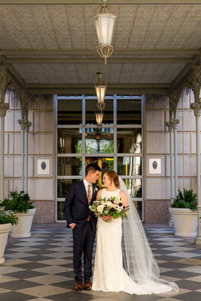 Kiley Wedding - DCM Photo - Couple