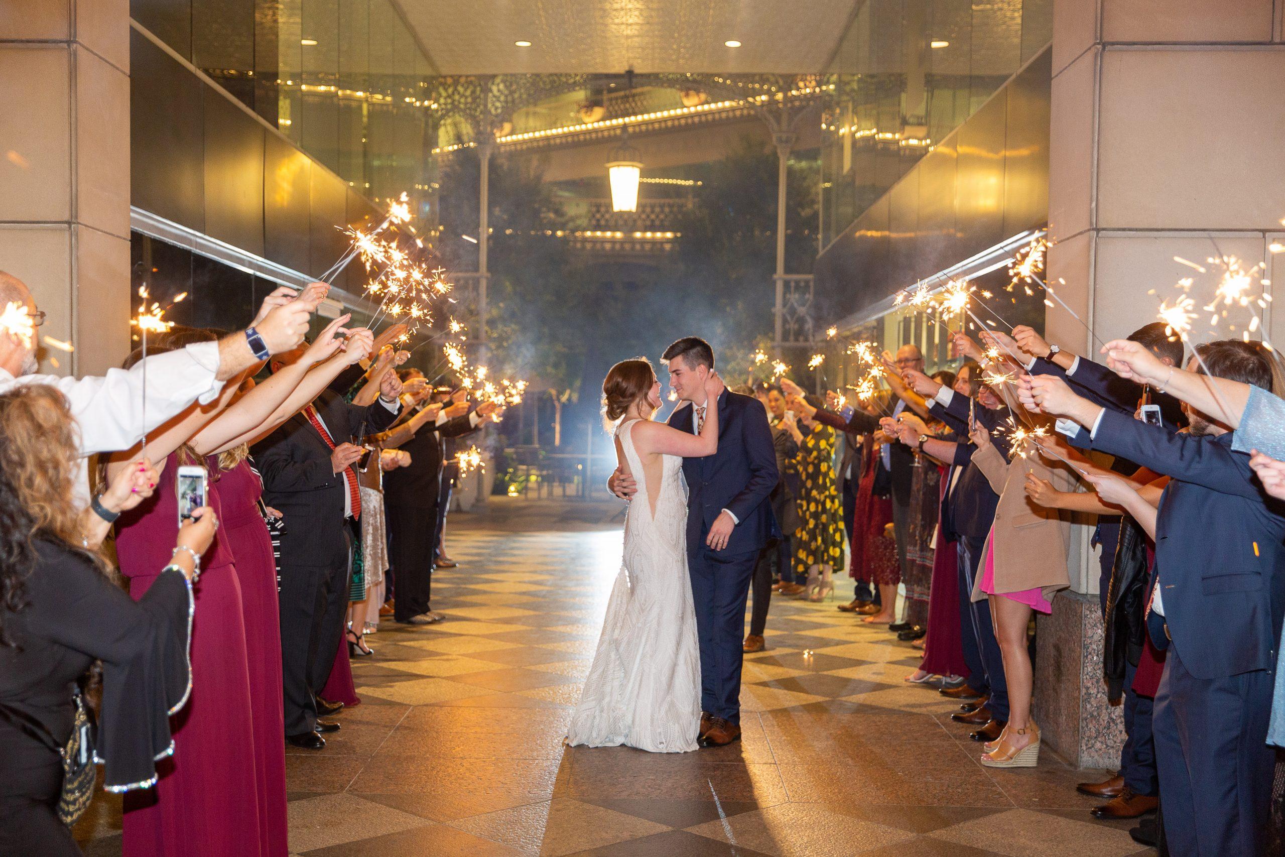 Kiley Wedding - DCM Photo - Exit