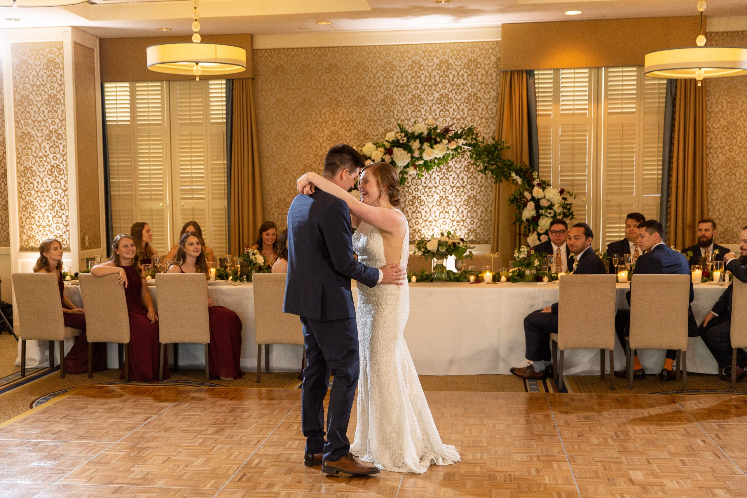 Kiley Wedding - DCM Photo - First Dance