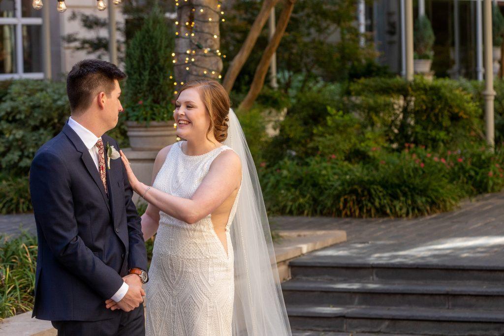 Kiley Wedding - DCM Photo - First Look
