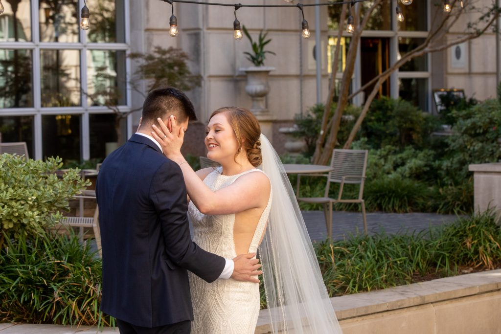 Kiley Wedding - DCM Photo - First Look4