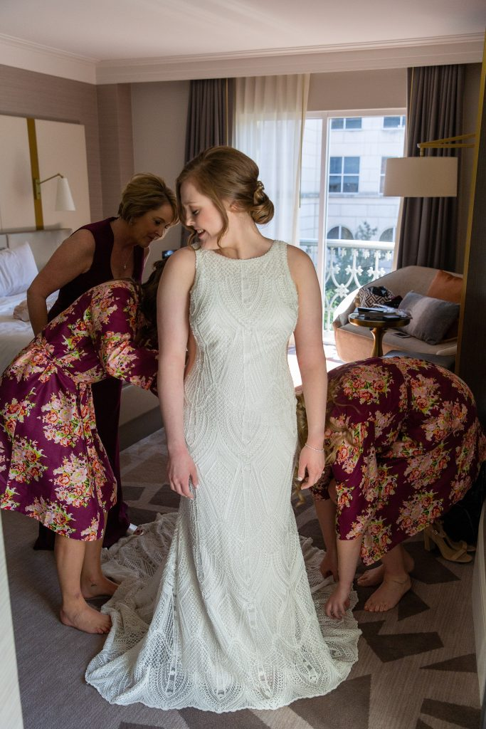 Kiley Wedding - DCM Photo - Getting Ready