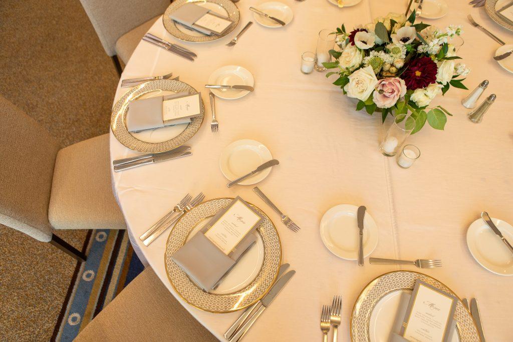 Kiley Wedding - DCM Photo - Tablescape
