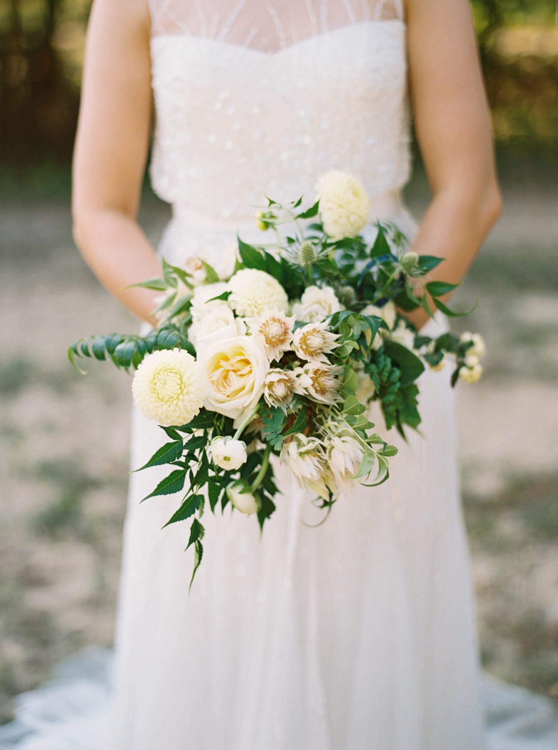 Collie Wedding - Apryl Ann Photography - Bridal Bouquet