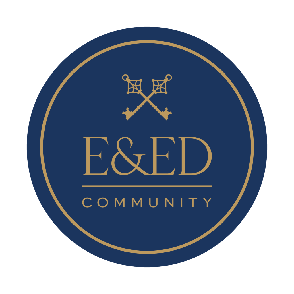 Each & Every Detail Community Logo