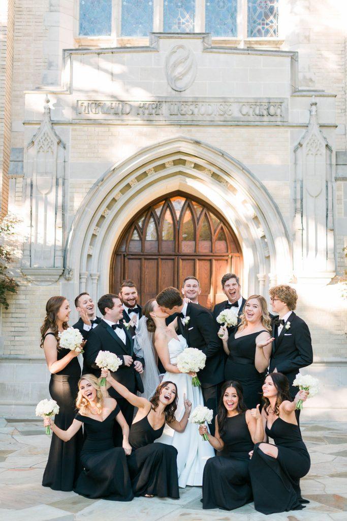 Winkler Wedding - Brad & Monica Wedding Films - Bridal PArty