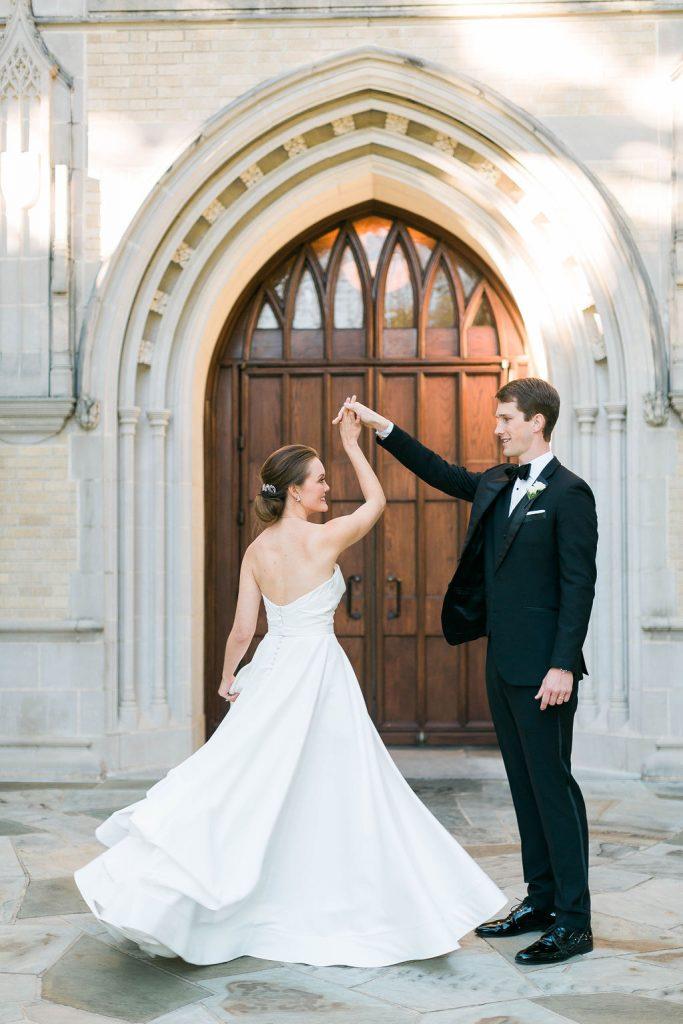 Winkler Wedding - Brad & Monica Wedding Films - Bride & Groom5