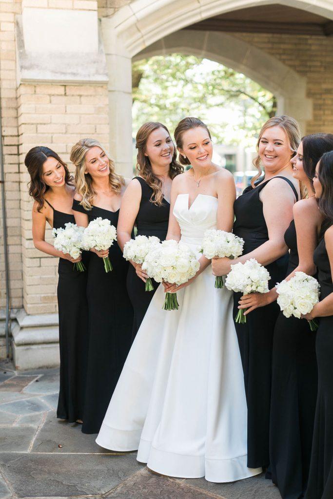 Winkler Wedding - Brad & Monica Wedding Films - Bridesmaids