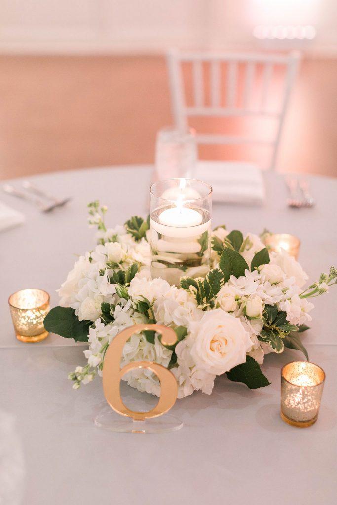 Winkler Wedding - Brad & Monica Wedding Films - Centerpiece