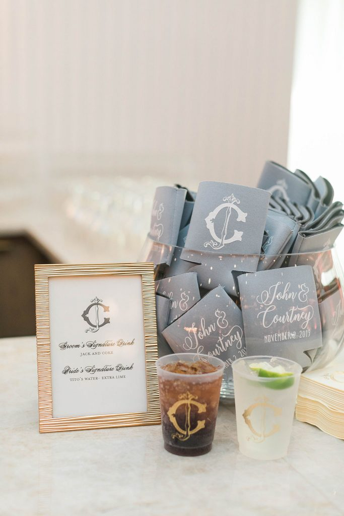 Winkler Wedding - Brad & Monica Wedding Films - Drinks