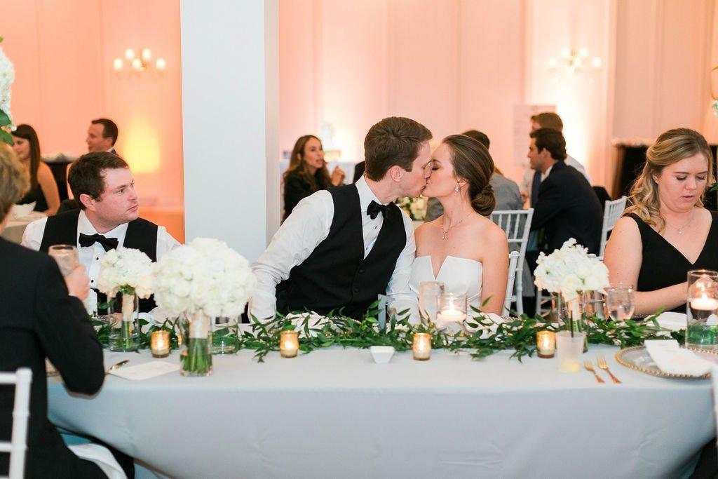 Winkler Wedding - Brad & Monica Wedding Films - Kiss