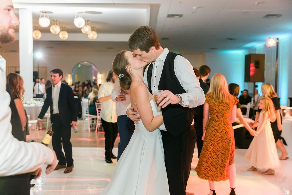 Winkler Wedding - Brad & Monica Wedding Films - Kiss2