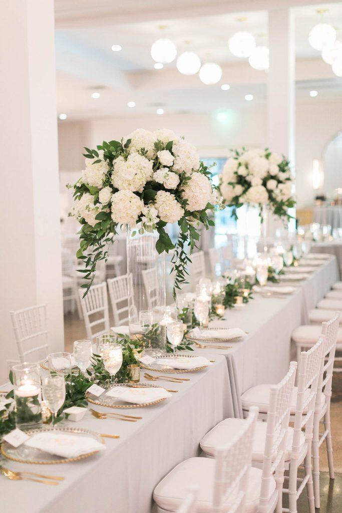 Winkler Wedding - Brad & Monica Wedding Films - Tablescape