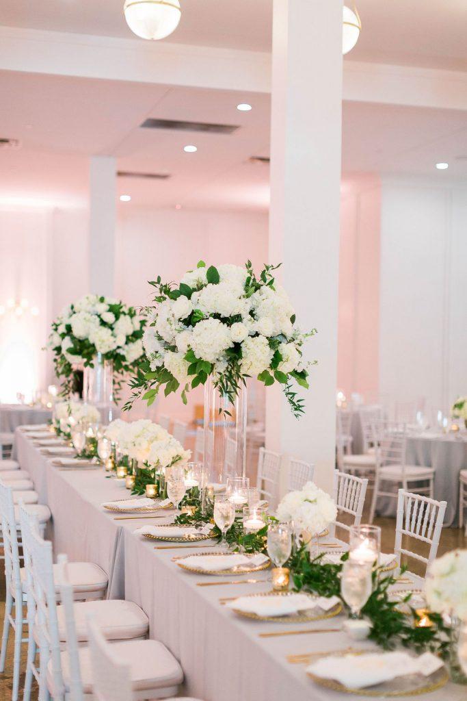 Winkler Wedding - Brad & Monica Wedding Films - Tablescape3