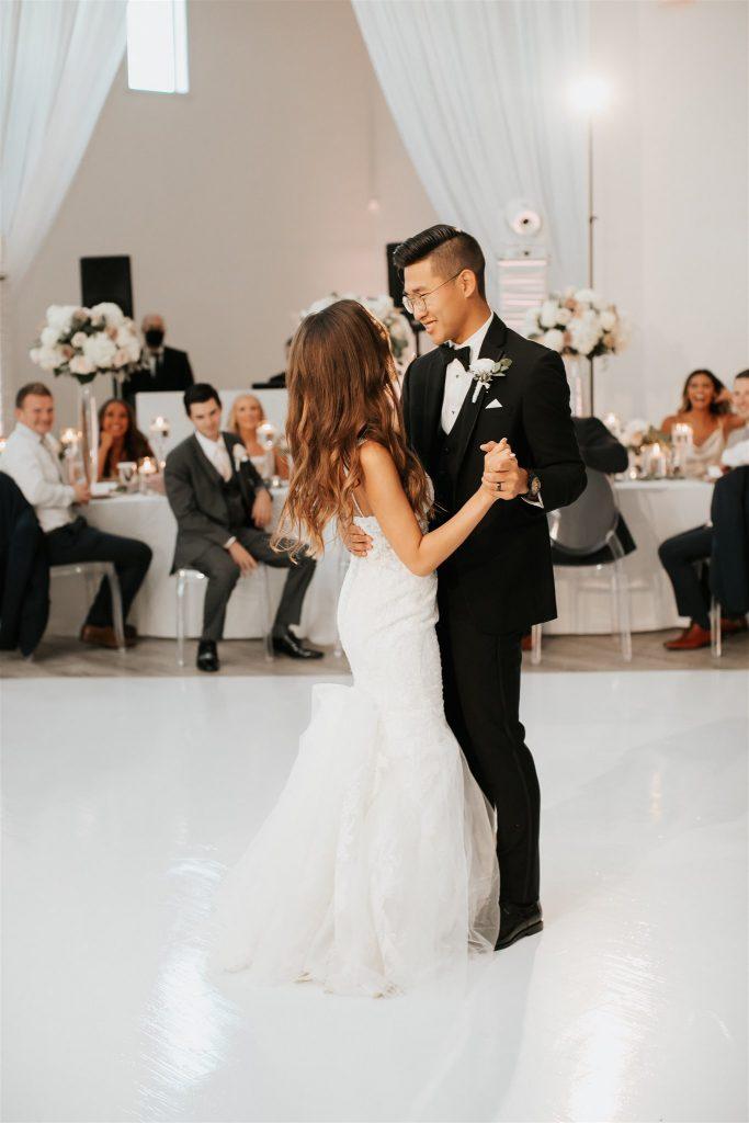julia + sean wedding