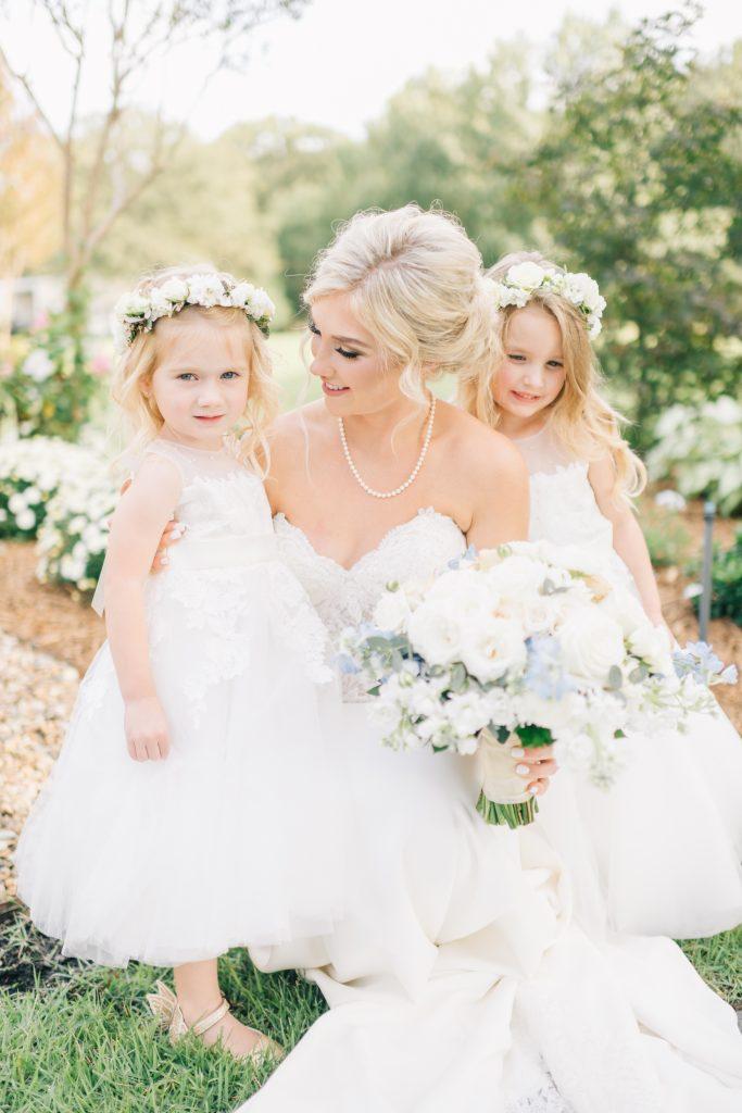 Ivory & Gold Wedding - Outdoor Tent Wedding - McKinney, Texas, Elegant Outdoor Wedding Reception - Country Wedding - Getting Ready for Wedding - Formal Wedding Photos - Each & Every Detail