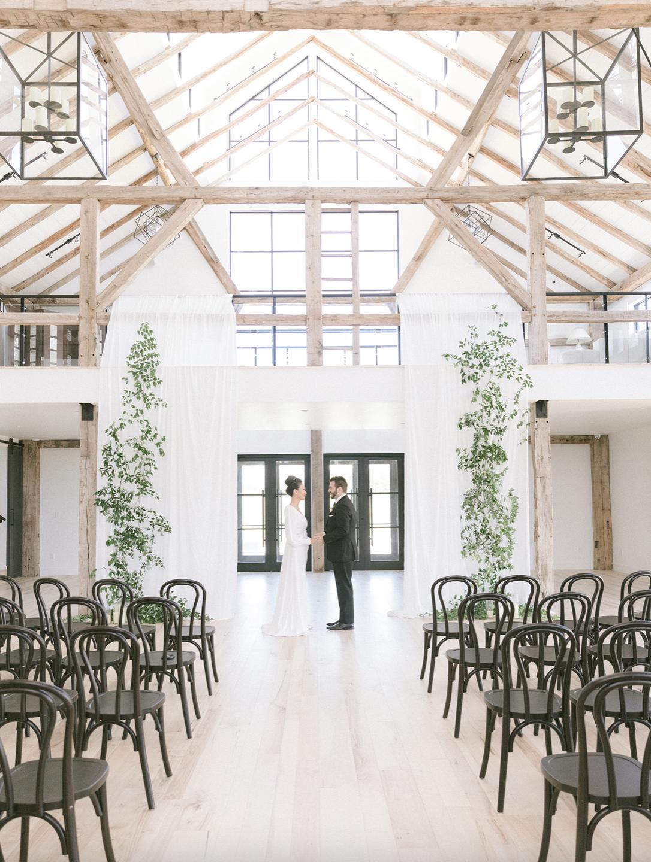 Scarbrough Haven Event Venue - Dallas, Texas - DFW Wedding Venue - Modern Barn Venue
