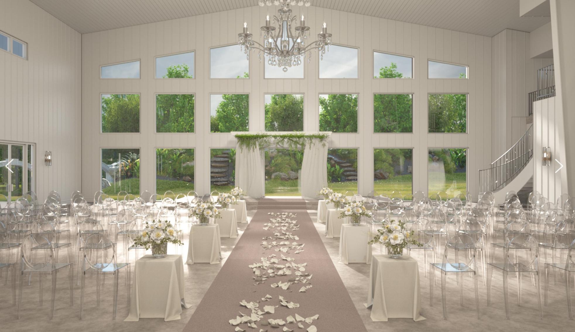 The Oasis Dallas - Texas Wedding Venue - Estate Style Event Venue DFW