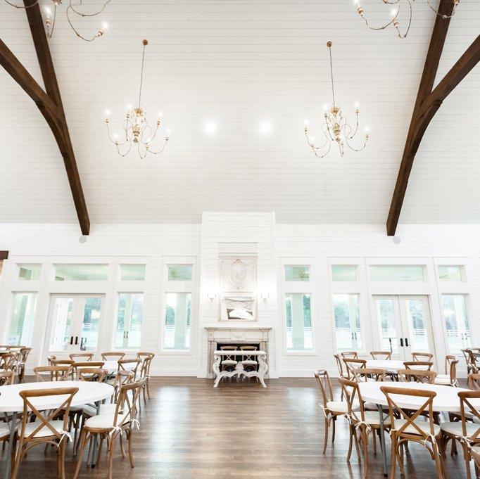 The French Farmhouse Venue - Dallas, Texas - Contemporary Wedding Venue - DFW Event Venue