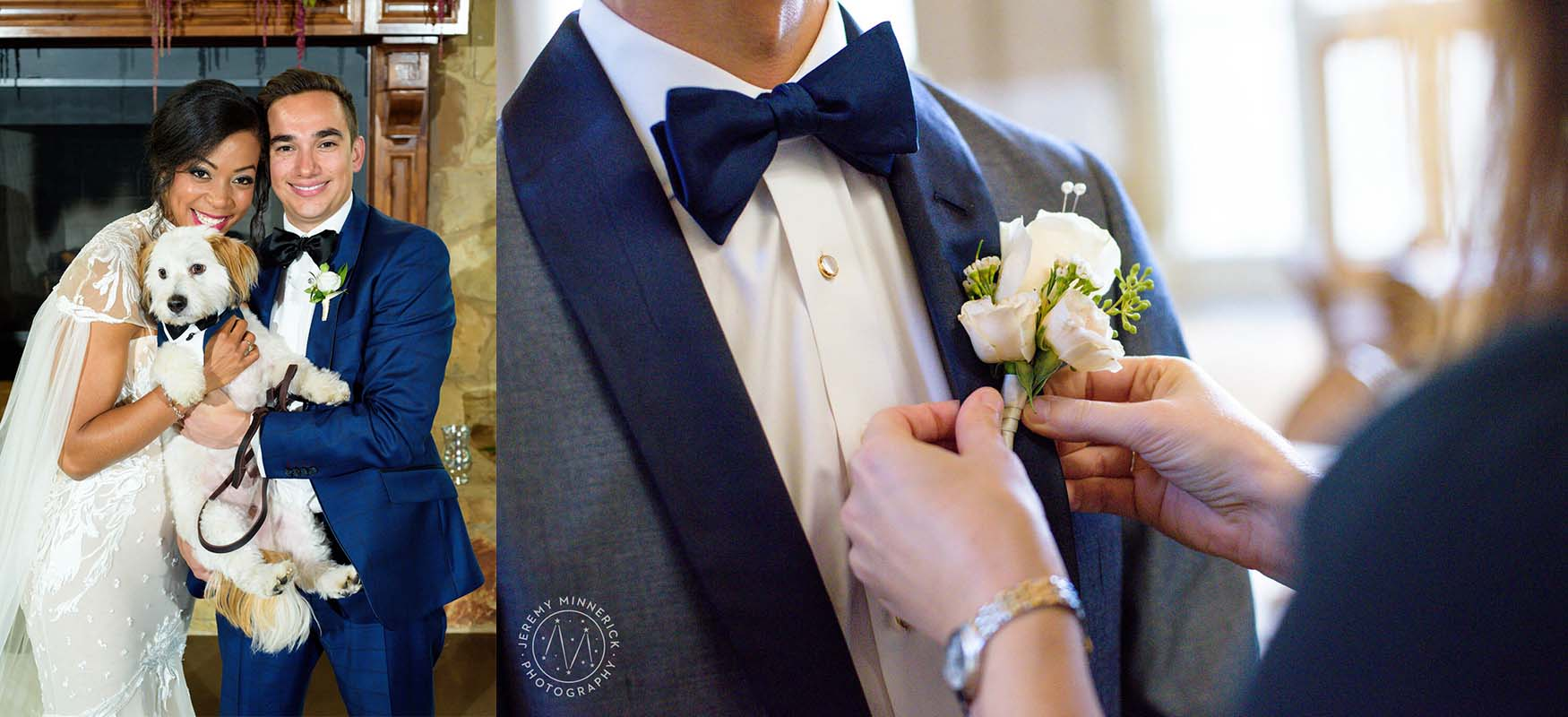 Each & Every Detail McKinney Wedding Planner and Couple